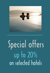 Special offers for Santorini accommodation units